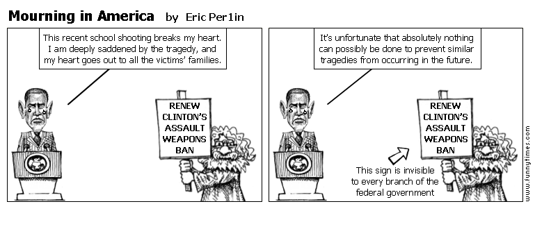 Mourning in America by Eric Per1in