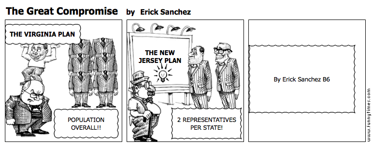 The Great Compromise by Erick Sanchez