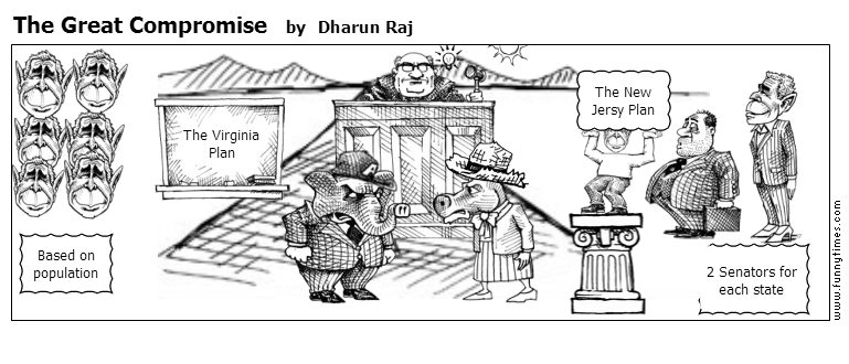 The Great Compromise by Dharun Raj