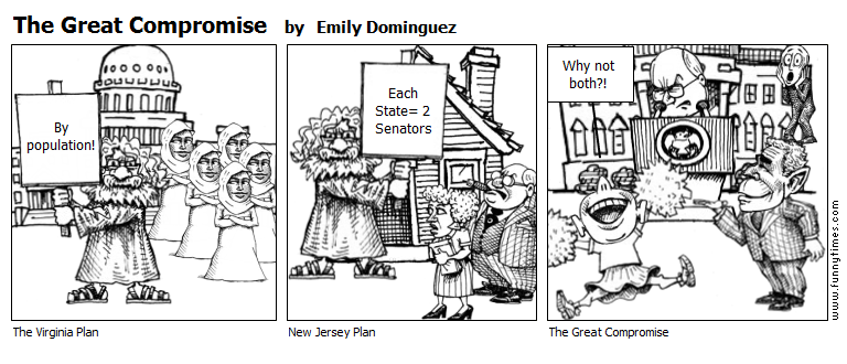The Great Compromise by Emily Dominguez