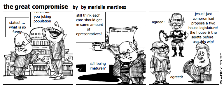 the great compromise by by mariella martinez