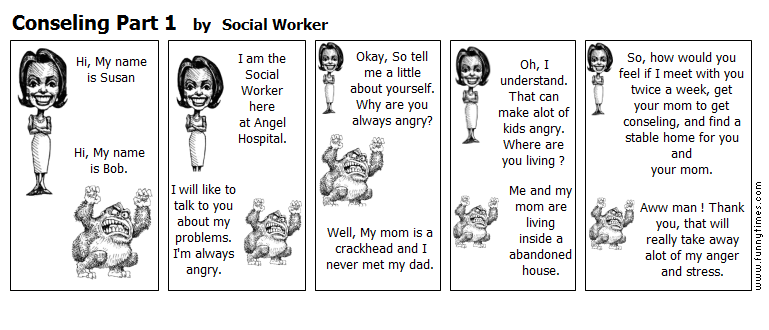 Conseling Part 1 by Social Worker