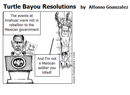 Turtle Bayou Resolutions by Alfonso Goanzalez