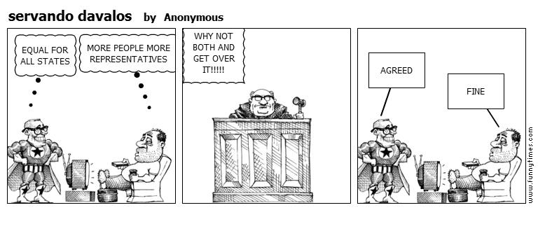 servando davalos by Anonymous