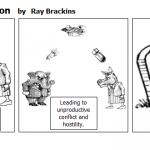 Bipartisanship Cartoon