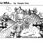Joe Biden takes on the NRA…