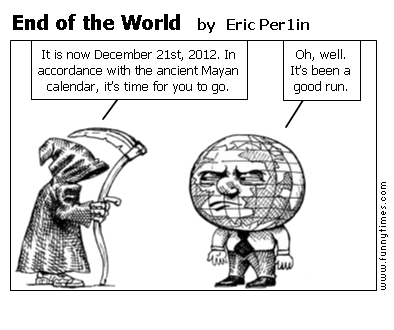 End of the World by Eric Per1in