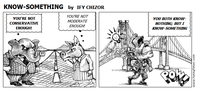 KNOW-SOMETHING by IFY CHIZOR