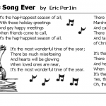 The Worst Christmas Song Ever