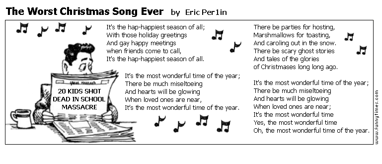 The Worst Christmas Song Ever by Eric Per1in