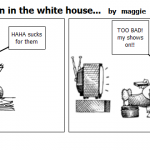 whats really going on in the white house