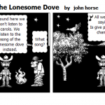 The Song of the Lonesome Dove