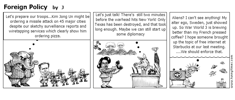 Foreign Policy by J