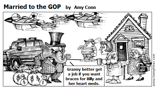 Married to the GOP by Amy Conn