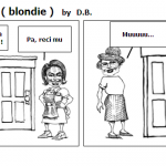 Plavua  blondie