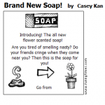 Brand New Soap