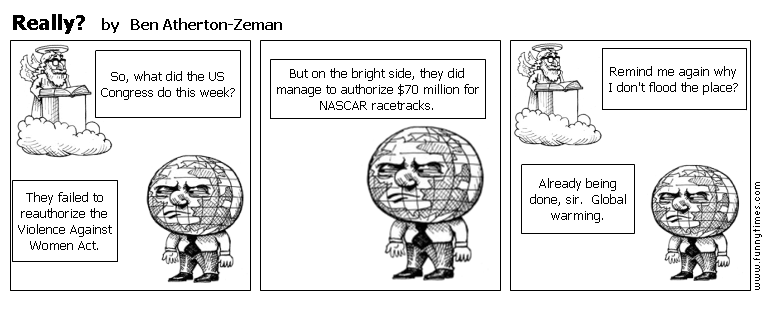 Really by Ben Atherton-Zeman