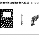 Basic School Supplies for 2013