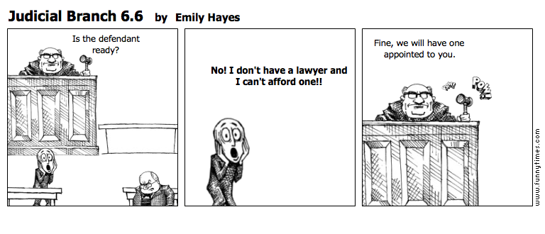 Judicial Branch 6.6 by Emily Hayes