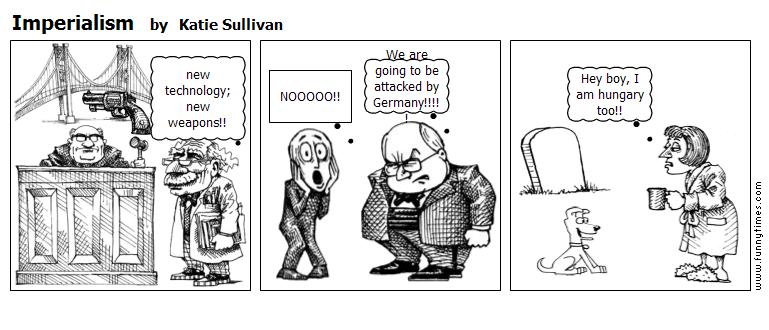 Imperialism by Katie Sullivan