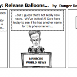 Compound a Tragedy Release Balloons…