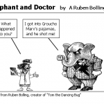 Elephant and Doctor