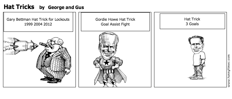 Hat Tricks by George and Gus