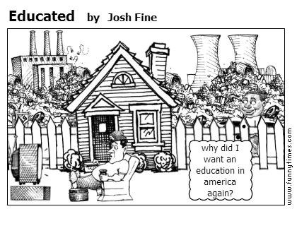 Educated by Josh Fine