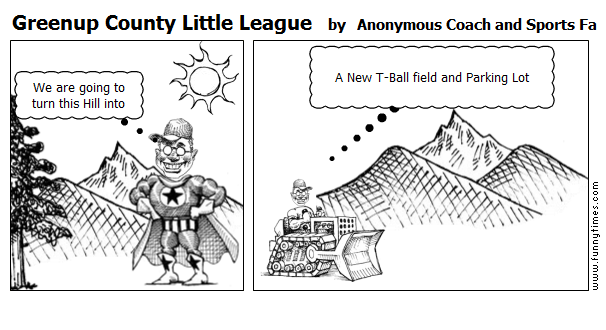 Greenup County Little League by Anonymous Coach and Sports Fa