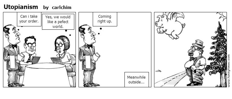 Utopianism by carlchim