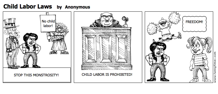 Child Labor Laws by Anonymous