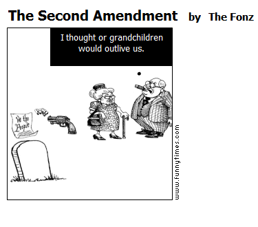 The Second Amendment by The Fonz