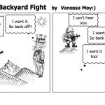 Not My Backyard Fight