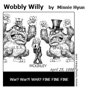 Wobbly Willy by Minnie Hyun