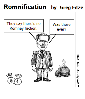 Romnification by Greg Fitze