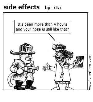 side effects by cta