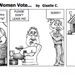 Reasons To Not Let Women Vote…