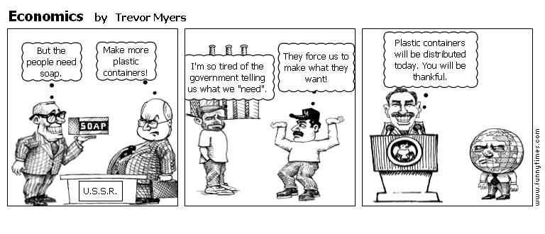 Economics by Trevor Myers