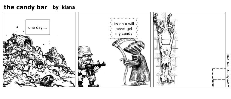 the candy bar by kiana