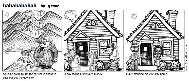 hahahahahah by g toad