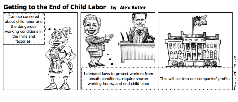 Getting to the End of Child Labor by Alex Butler