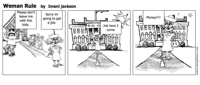 Weman Rule by Imani jackson
