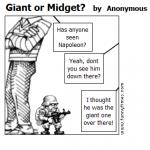 Giant or Midget