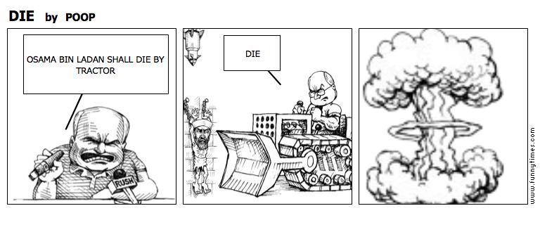 DIE by POOP
