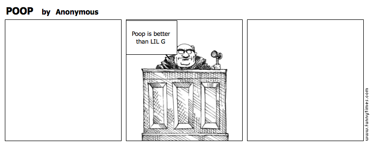 POOP by Anonymous