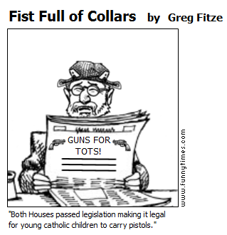 Fist Full of Collars by Greg Fitze