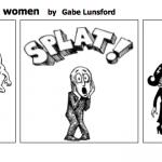 What it was like as a women