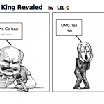 Cartoon King Revaled