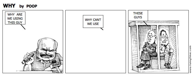 WHY by POOP