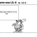 How I find Out my Name was LIL G
